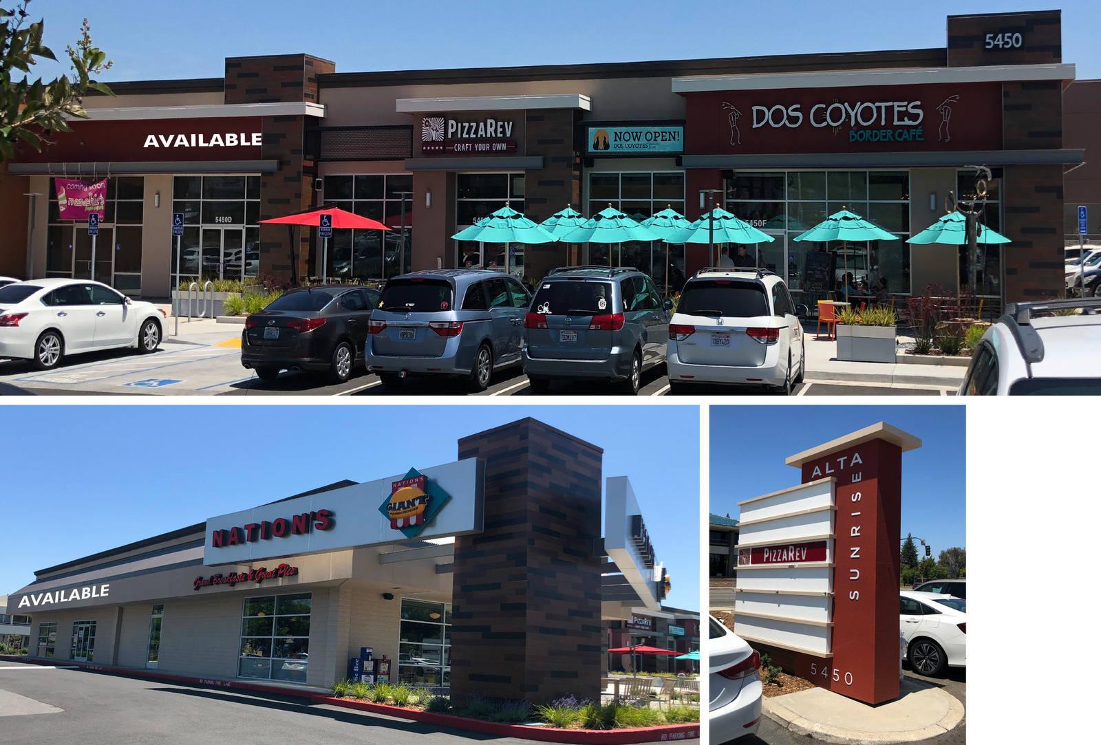 CBRE RetailAlta Sunrise Retail Center5450 Sunrise Blvd  Photo