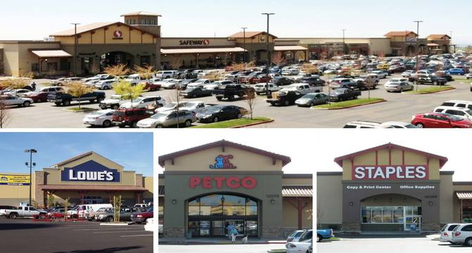 CBRE RetailAmador Ridge PlazaHighway 49 & Industry Way  Photo