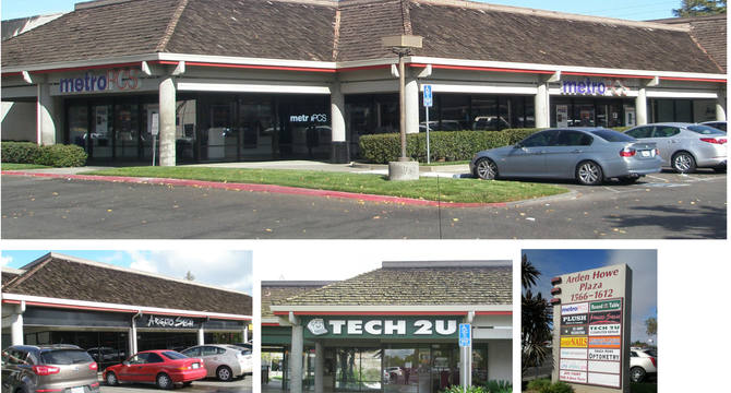 CBRE RetailArden Howe Plaza1566-1612 Home Avenue  Photo