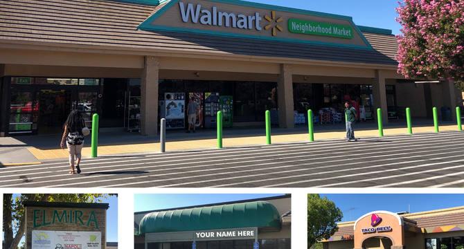 CBRE RetailElmira Square2042 Nut Tree Road  Photo