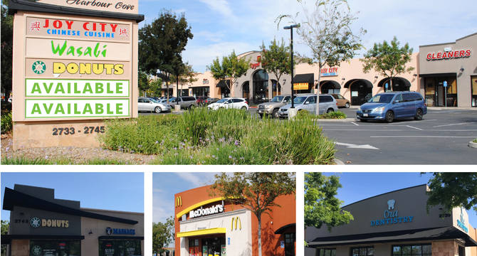 CBRE RetailHarbour Cove2733 & 2745 Elk Grove Boulevard  Photo