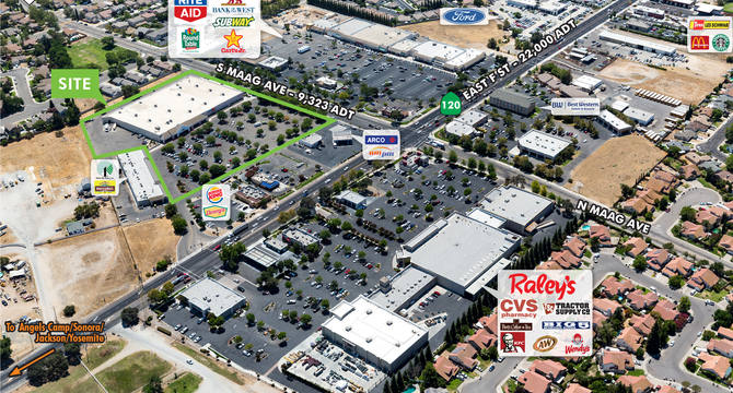 CBRE RetailK-Mart Building175 South Maag Avenue  Photo