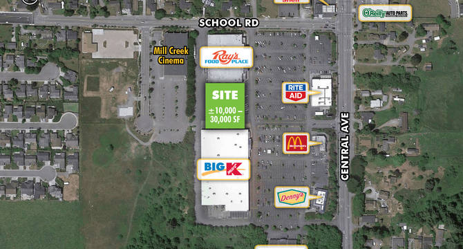 CBRE RetailMill Creek Marketplace1500 Anna Sparks Way  Photo