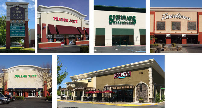 CBRE RetailNorth Valley Plaza801 East Avenue  Photo