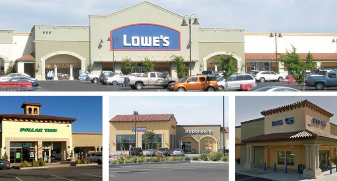 CBRE RetailParkway Plaza49-55 & 741-750 E Joiner Parkway  Photo