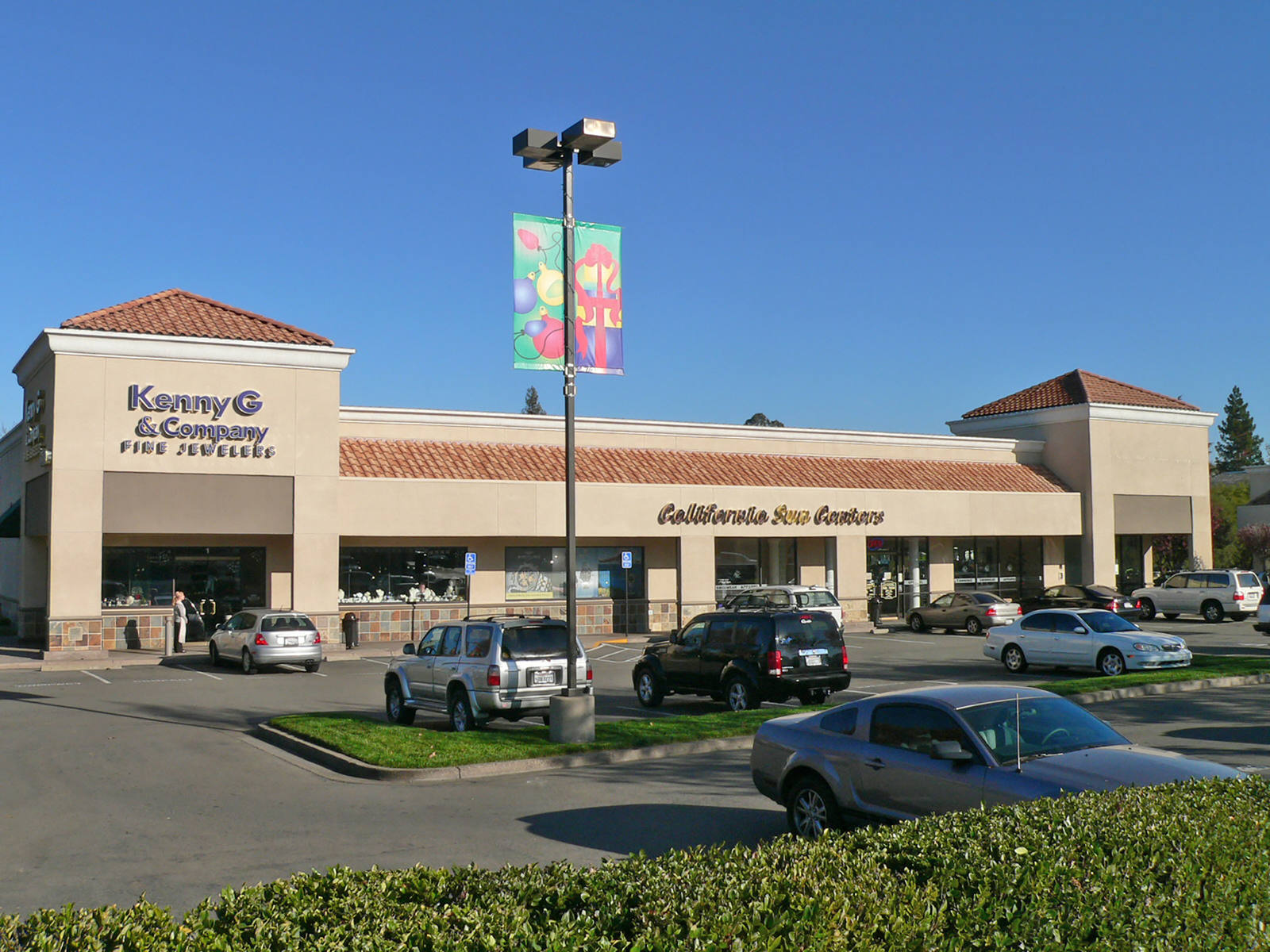 CBRE RetailSunrise Oaks Shopping Center5460 Sunrise Boulevard  Photo