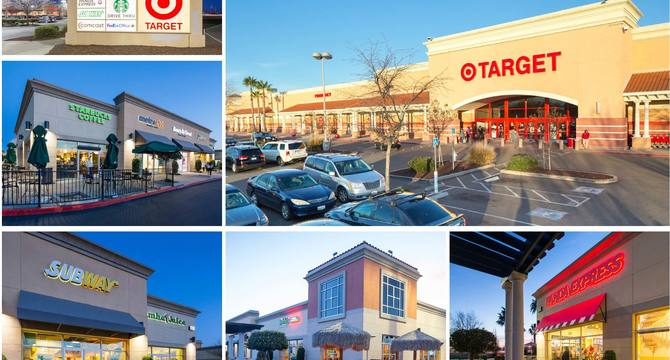 CBRE RetailStrawberry Creek8101-8251 Cosumnes River Boulevard  Photo