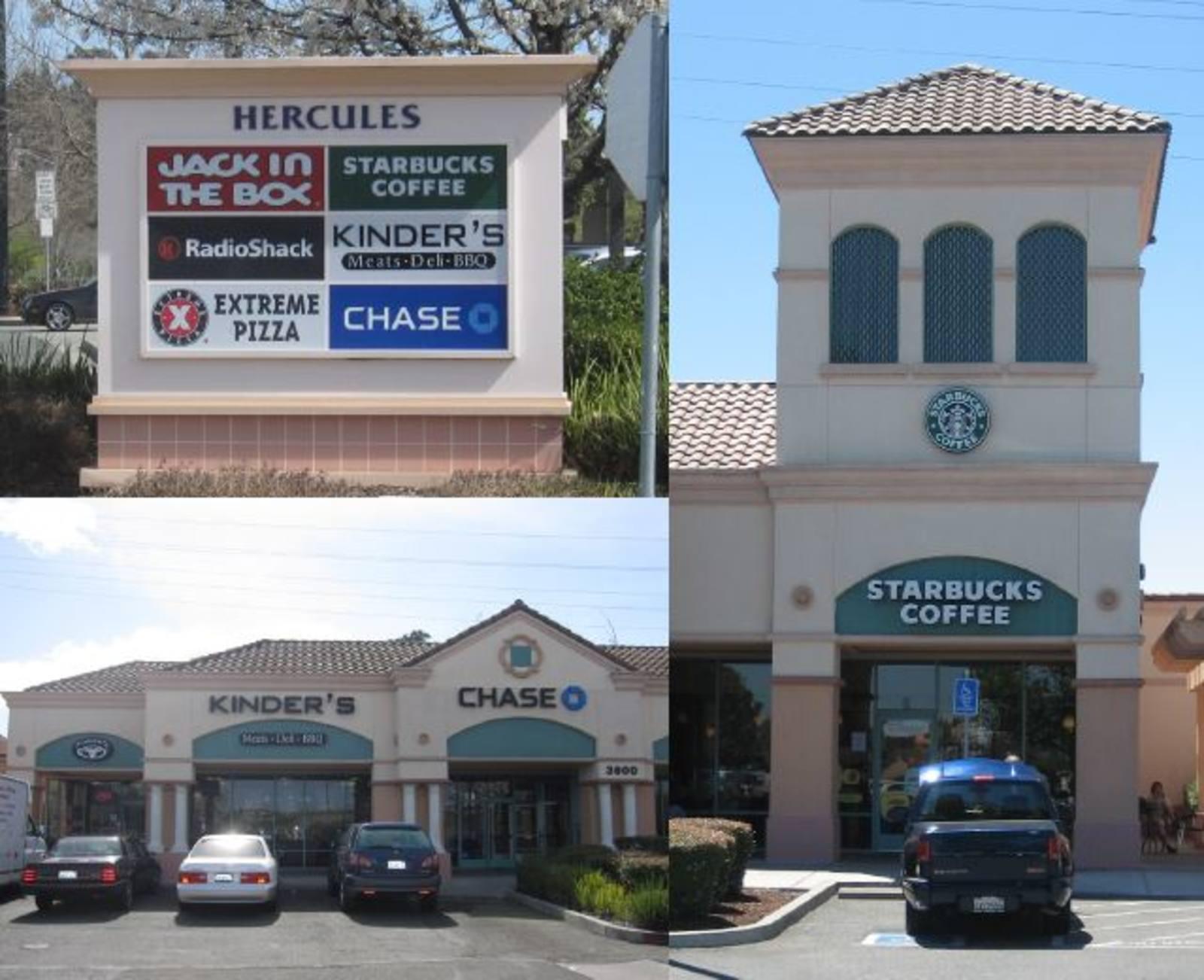 CBRE RetailHercules Retail Center3700 San Pablo Avenue  Photo