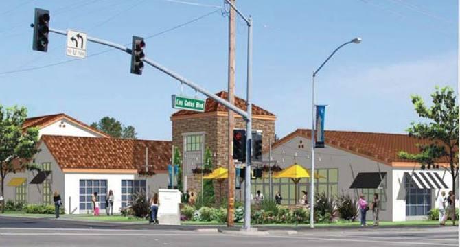 CBRE RetailBlossom Hill Rd @ Los Gatos Blvd15991 Los Gatos Blvd  Photo