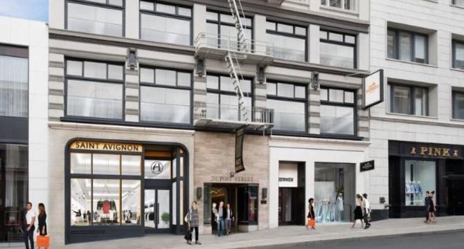CBRE Retail245 Post Street245 Post St  Photo