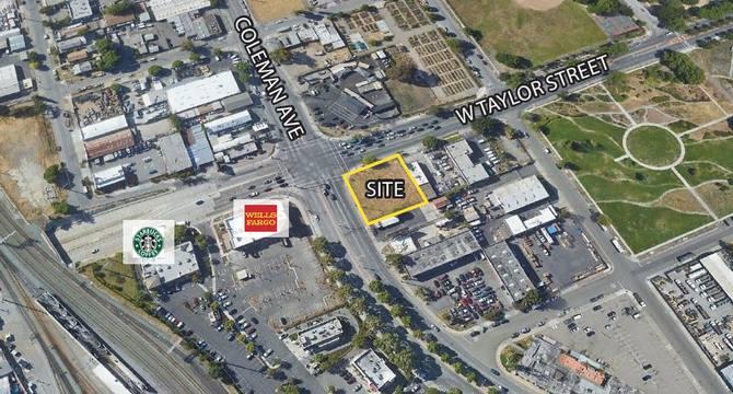 CBRE Retail498 W. Taylor Street498 W. Taylor St  Photo