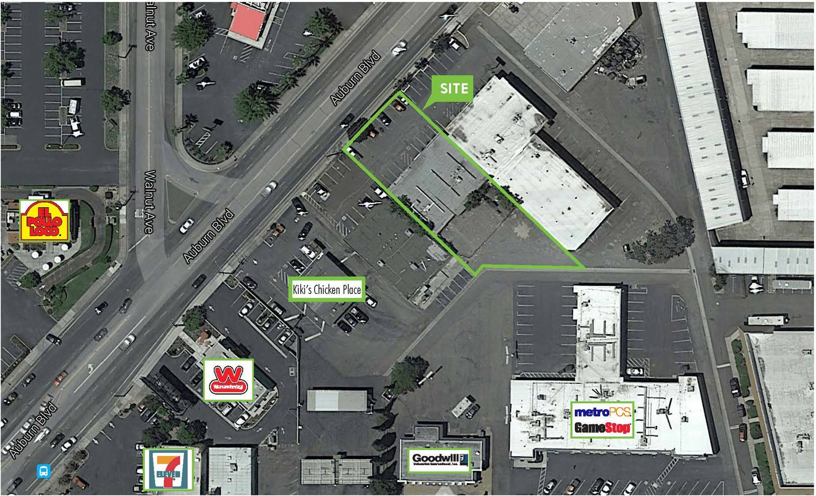 CBRE Retail5126 Auburn Blvd5126 Auburn Boulevard  Photo