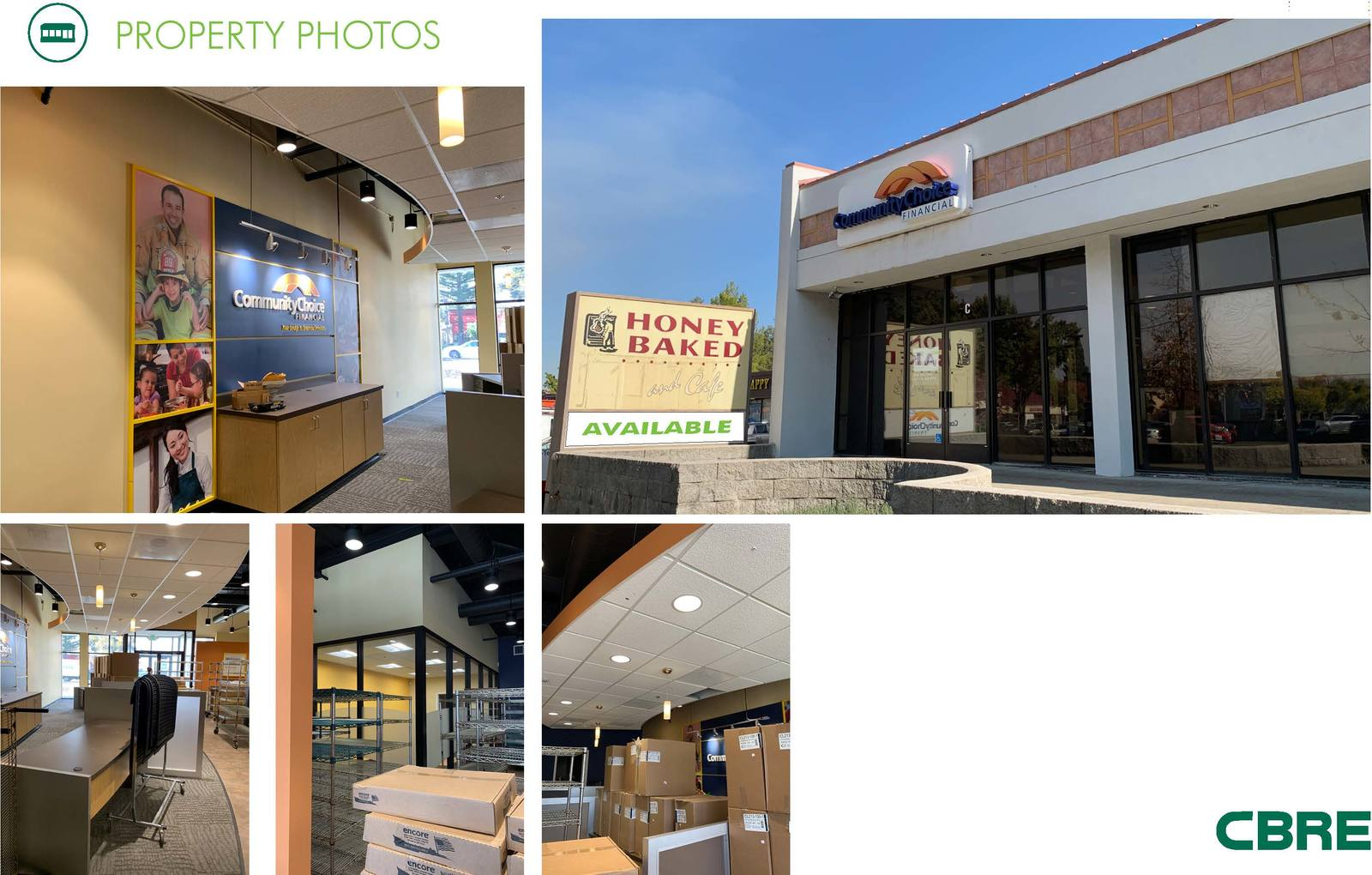 CBRE RetailHoneyBaked Ham Center - Fair Oaks5300 Sunrise Blvd  Photo