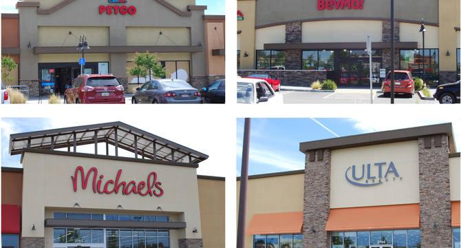 CBRE RetailRock Creek Plaza2505-2995 Bell Road On Highway 49  Photo