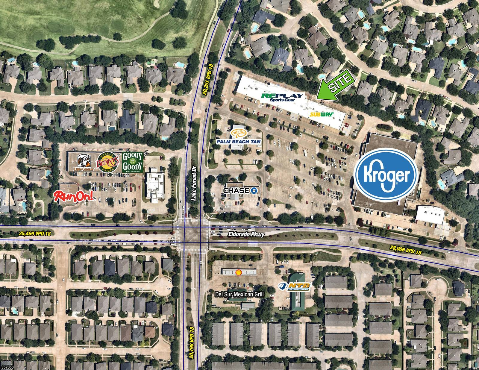 CBRE RetailStonebridge Plaza4900 Eldorado Pkwy (NEC Eldorado Pkwy & Lake Forest Dr)  Photo