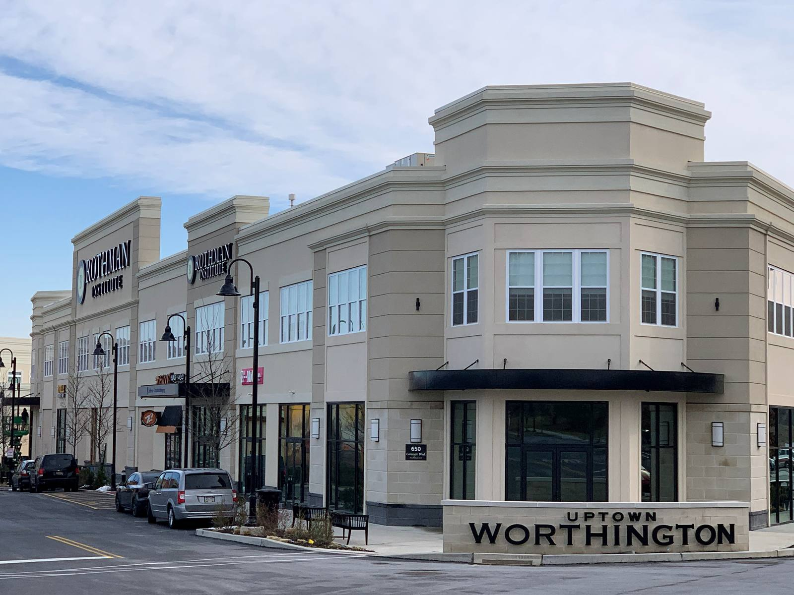 CBRE RetailUptown WorthingtonRoute 202 & S Morehall Road  Photo