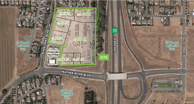 CBRE RetailHighway 70 Commercial LandHighway 70 & River Oaks Blvd  Photo