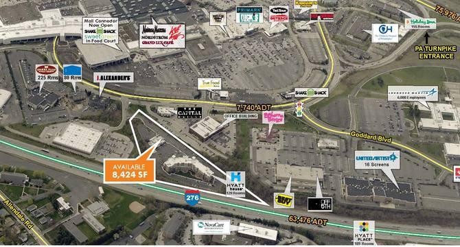CBRE Retail244 MALL BOULEVARD244 Mall Boulevard  Photo