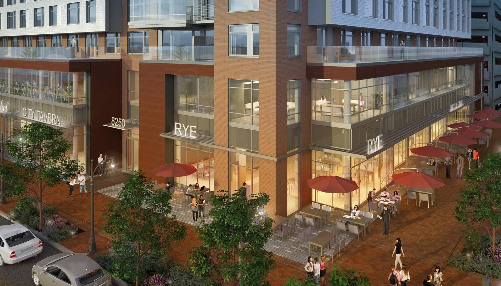 CBRE RetailSolaire 8250 Georgia Avenue8250 Georgia Ave  Photo
