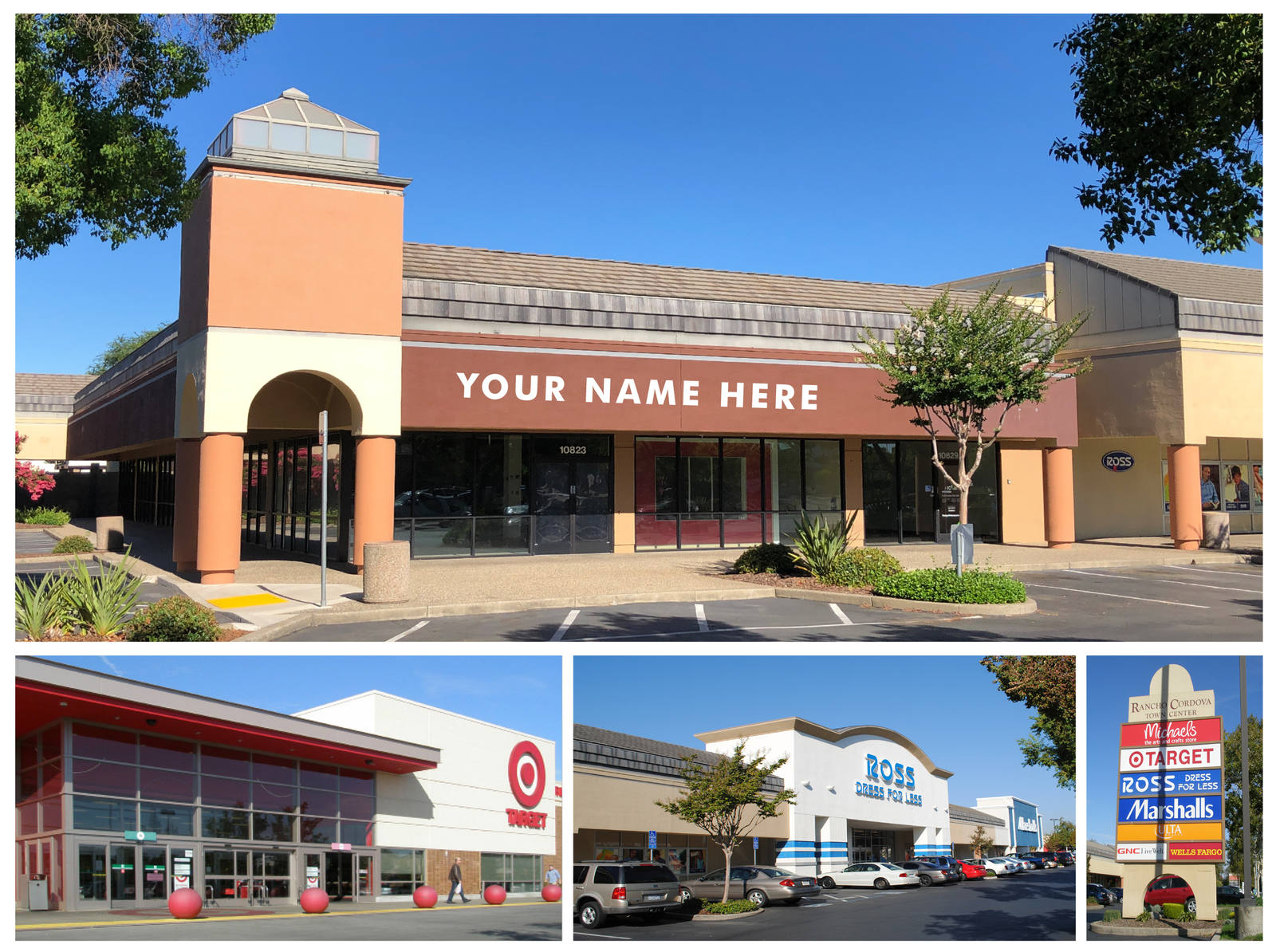 CBRE RetailRancho Cordova Town Center10801-10937 Olson Drive  Photo