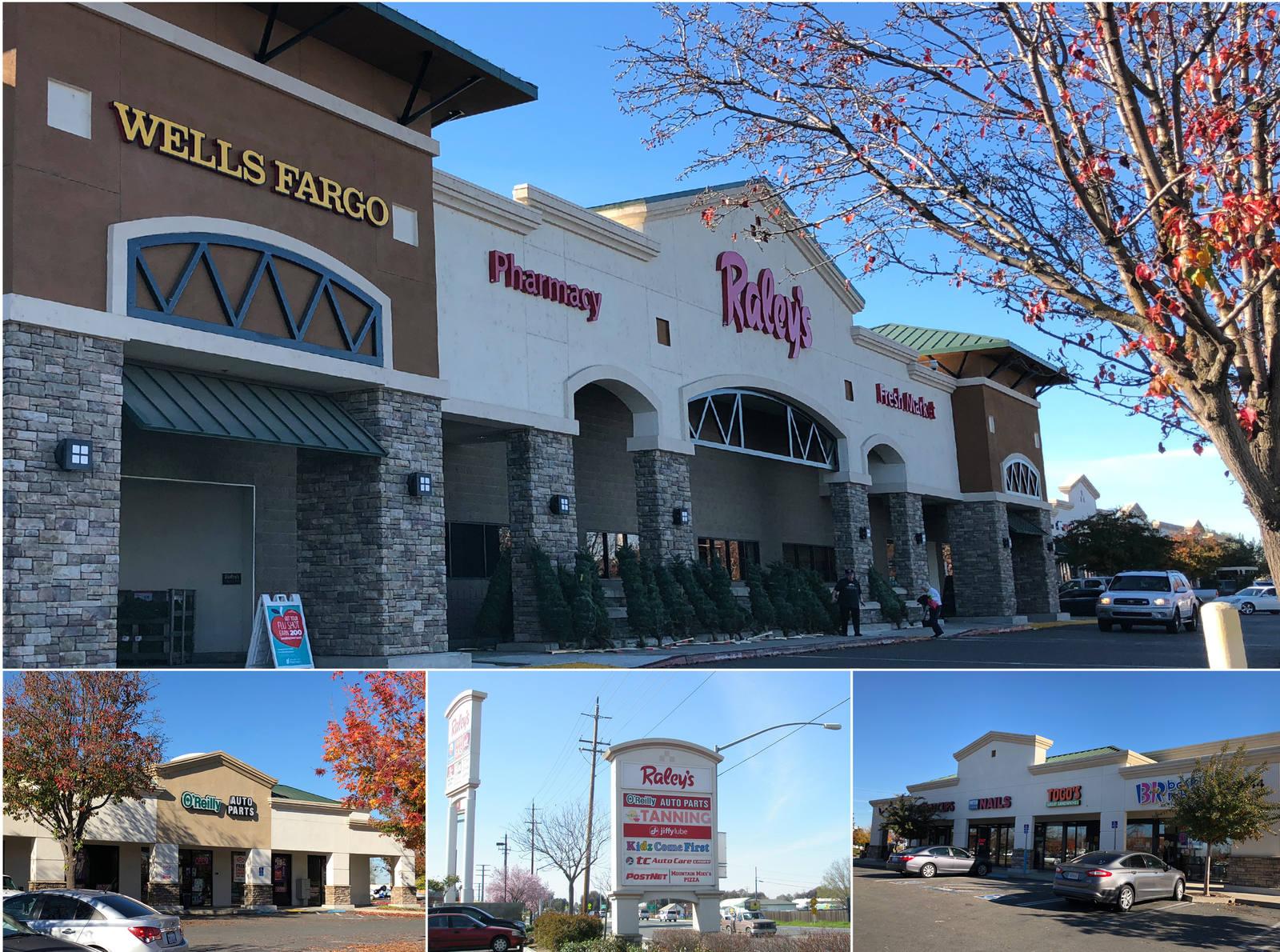 CBRE RetailGalt Village10330-10430 Twin City Road & Highway 99  Photo