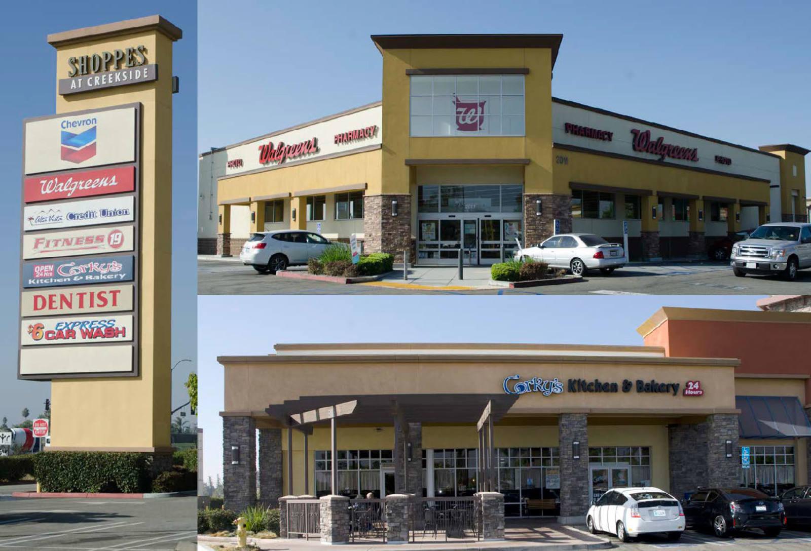 CBRE RetailShoppes At CreeksideNEC 210 Highway & Riverside Avenue  Photo