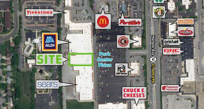 CBRE Retail±12,960 SF AVAILABLE16000 South Harlem Avenue  Photo