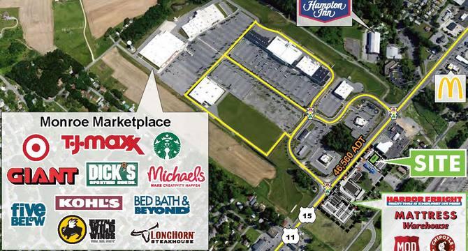 CBRE Retail2236 N Susquehanna Trail, Selinsgrove, PA2236 N Susquehanna Trail  Photo