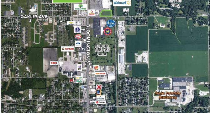 CBRE RetailWalmart Outlot Streator2415 N Bloomington St  Photo