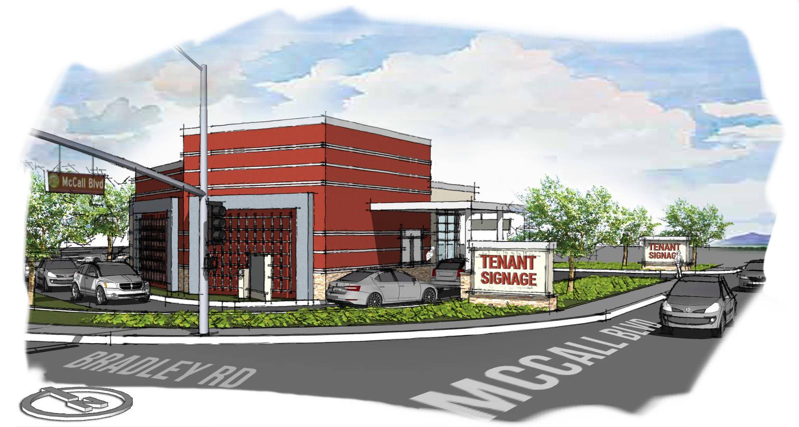 CBRE RetailMenifee-26820 McCall Blvd-Drive Thru Building 2,400+ Sq. Ft.26820 Mccall Blvd  Photo