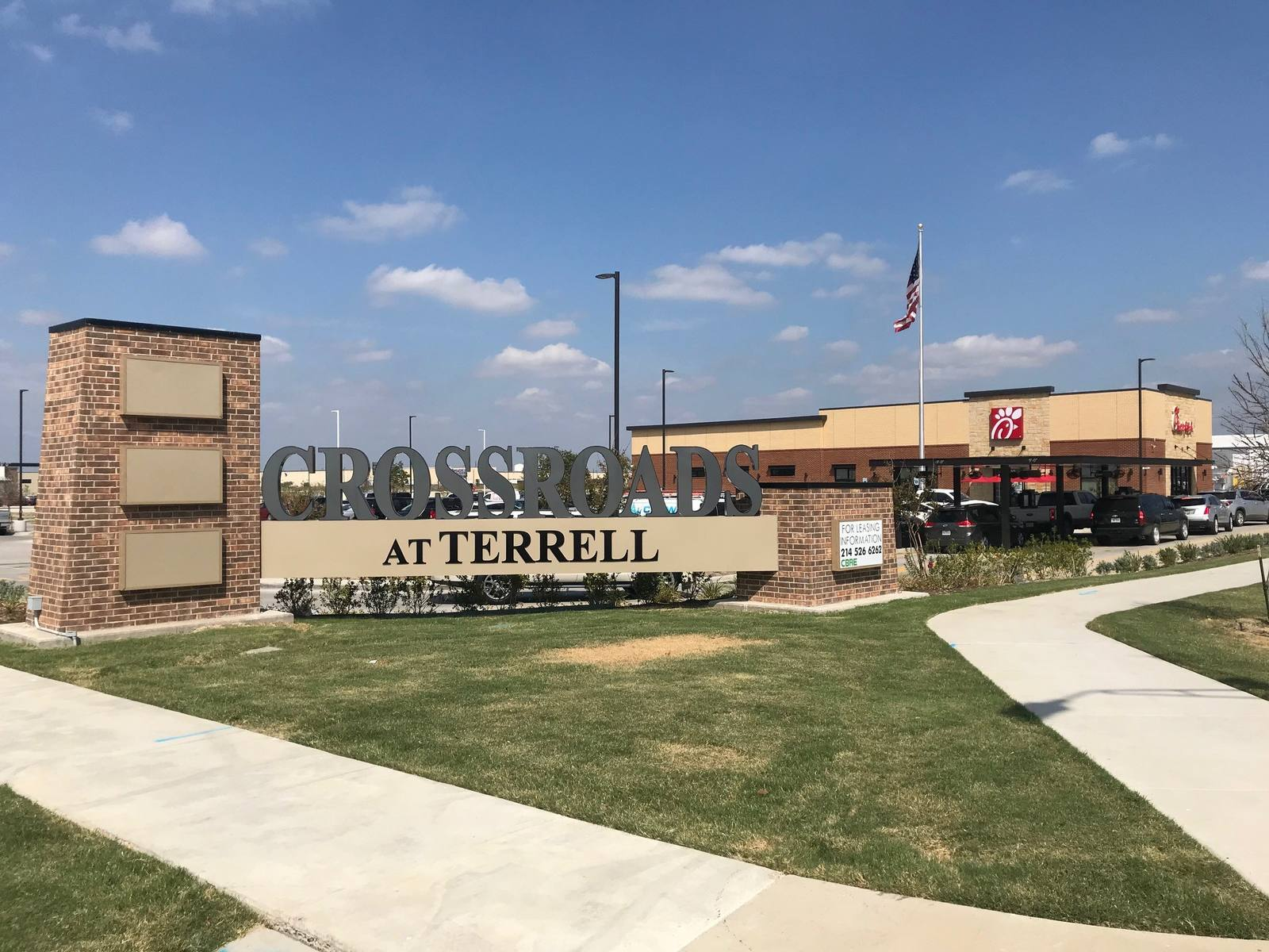 CBRE RetailCrossroads at Terrell1260 FM 148 (I-20 & US 80)  Photo