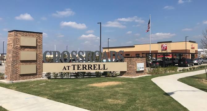 CBRE RetailCrossroads at Terrell1260 FM 148 (I-20 & US 80)  Photo